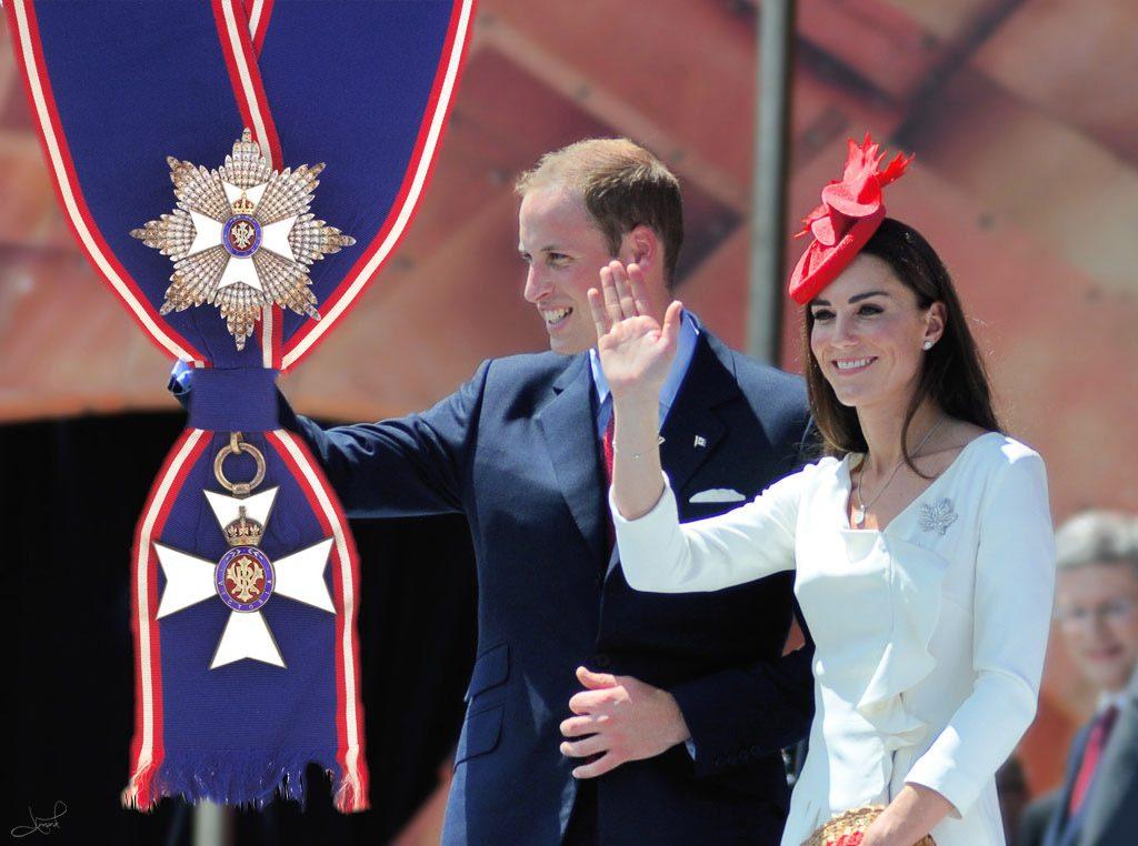 Kate krijgt van Elizabeth GROOT CADEAU op 8ste huwelijksdag