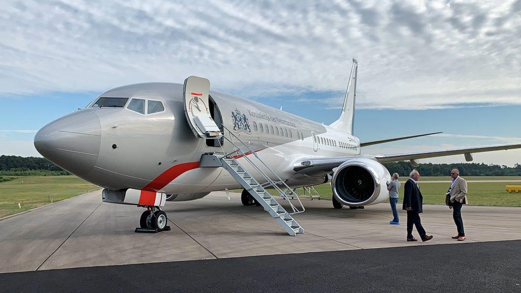 Ministerie 'verstopt' nieuwe regeringsvliegtuig PH-GOV – koninklijke vluchten niet meer online te volgen