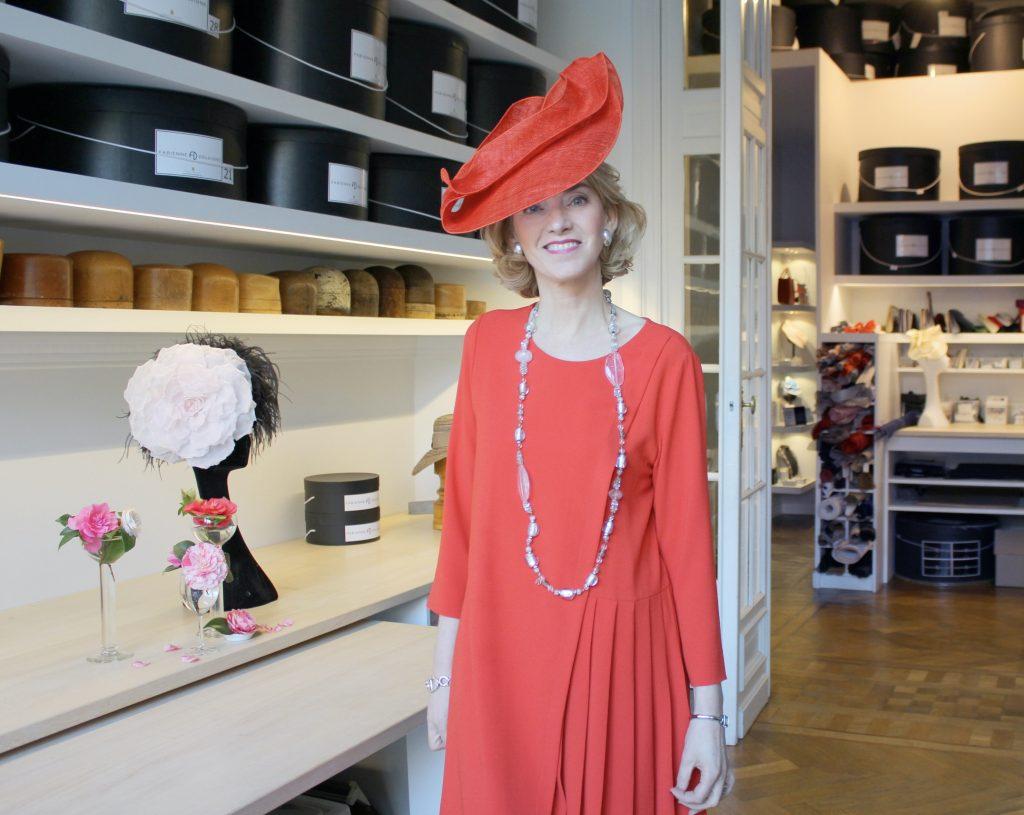 Máxima's hoedenmaakster viert 30 jarig jubileum