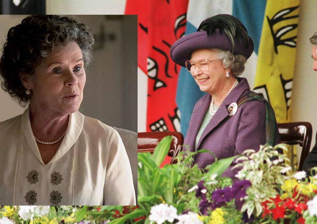 Deze actrice neemt in The Crown de rol van Queen Elizabeth over van Claire Foy en Olivia Colman!