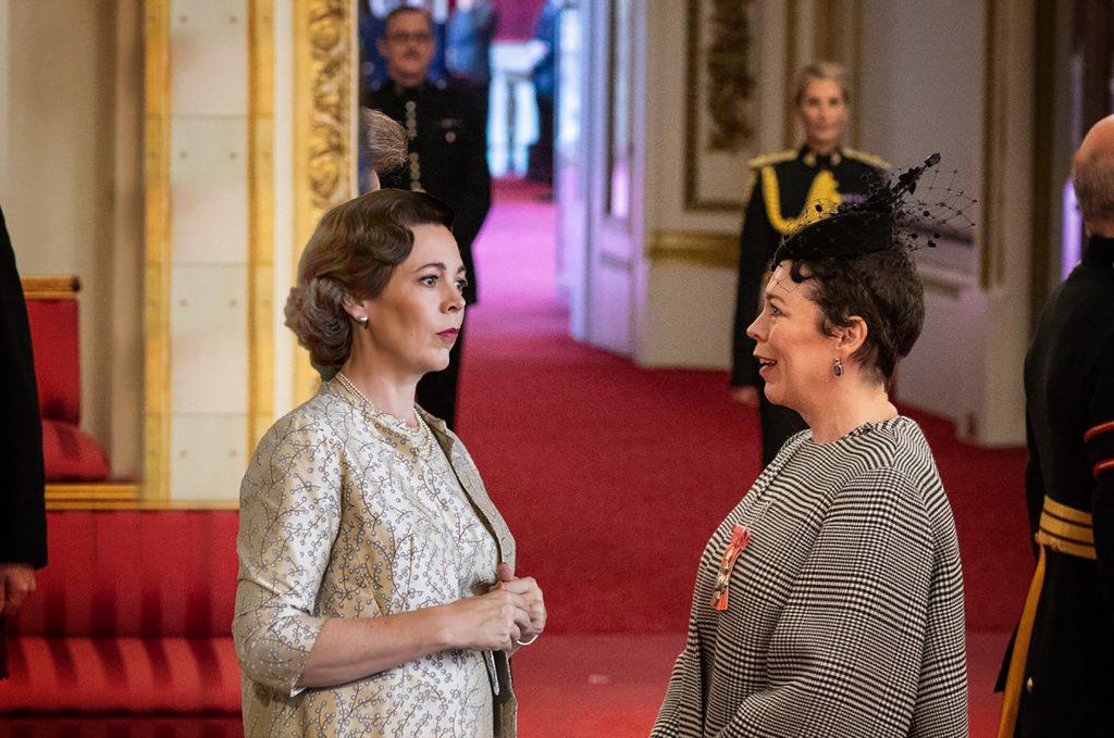 Koninklijke goedkeuring voor Crown-Koningin Olivia Colman
