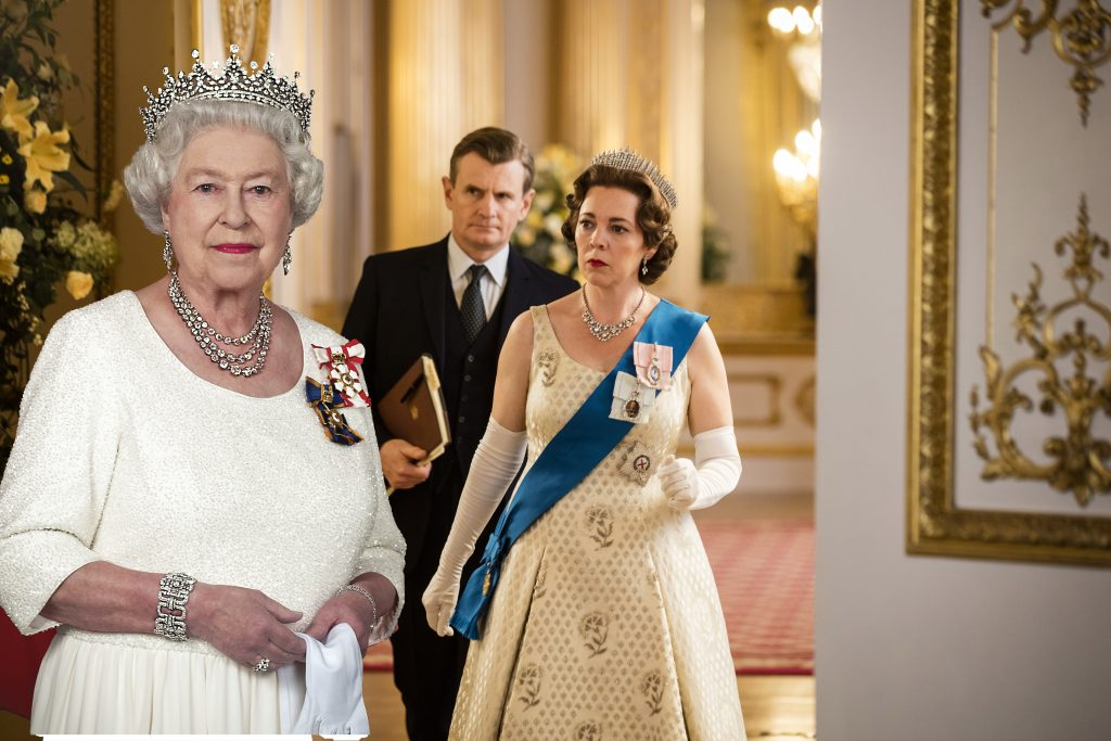 The Crown 3 komt eraan – 'Koningin Elizabeth keek serie tijdens het eten'