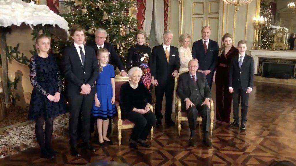 Prins Laurent verrast: tóch bij kerstconcert